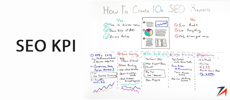 SEO KPI Key Performance Indicator